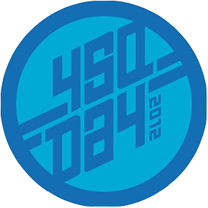 Badge Foursquare Day 2012