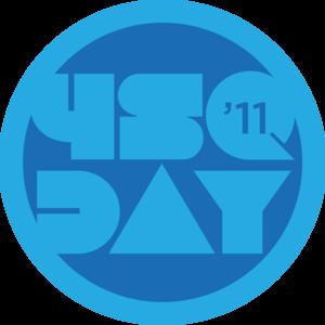 Badge Foursquare Day 2011